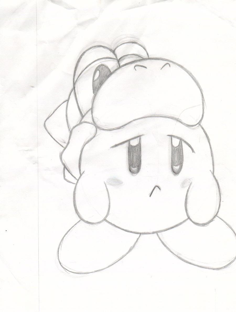 Exposicion de dibujos a mano- Abierta a quien sea Kirby_scan_boceto_by_DarkeDny