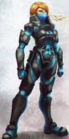 Zero Suit Redesign