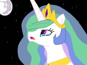 Celestia and her lullaby