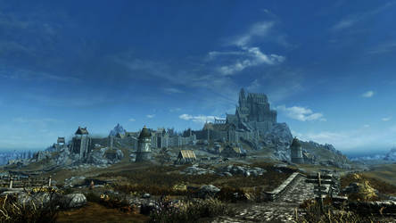 It's good to be back home by skyrimphotographer