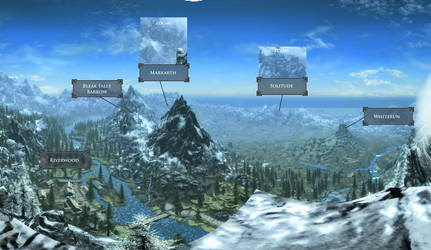 Skyrim Special Edition Viewpoint by skyrimphotographer
