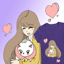 My Entry to Bee and Puppycat Designing Contest