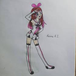 Kizuna A.I. Fanart