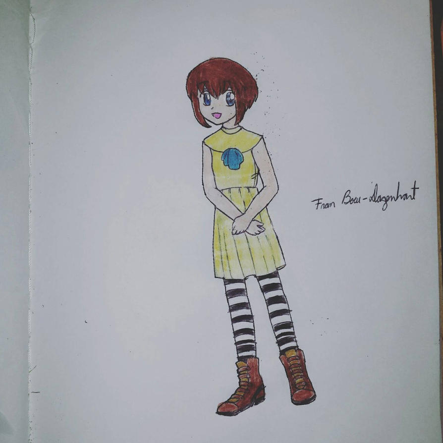 Fran Bow Fan Art by MidnightGlade94