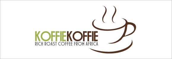 Koffie Koffie logo by Web-zest