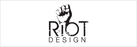 Riot logo by Web-zest