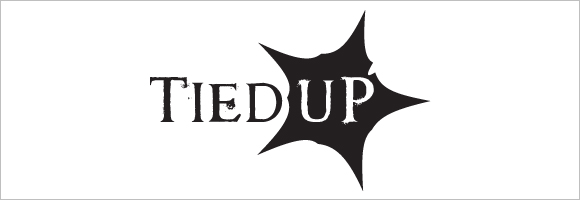 Tied Up logo by Web-zest