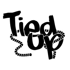 Tied Up logo 2 by Web-zest