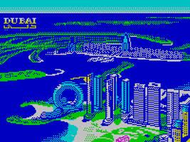 ZX Dubai by Retronator