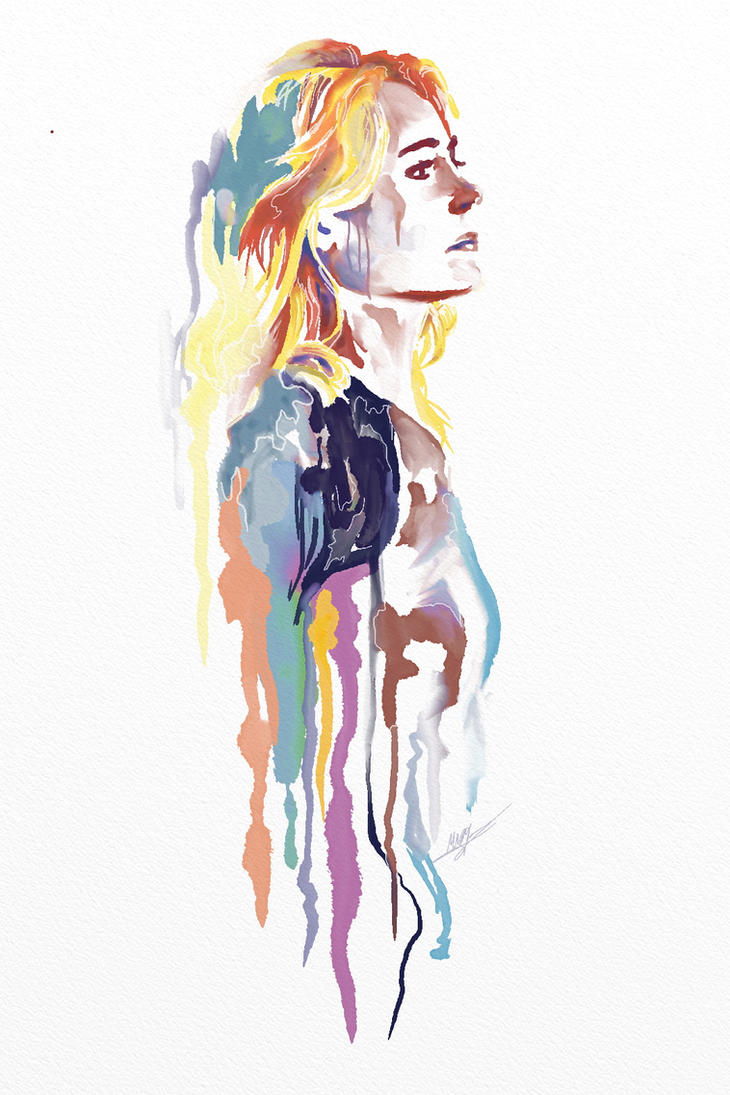 Blonde by Retronator