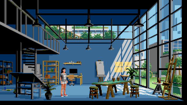 Pixel Art Academy Studio by Retronator