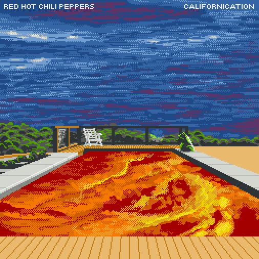 Californication by Retronator