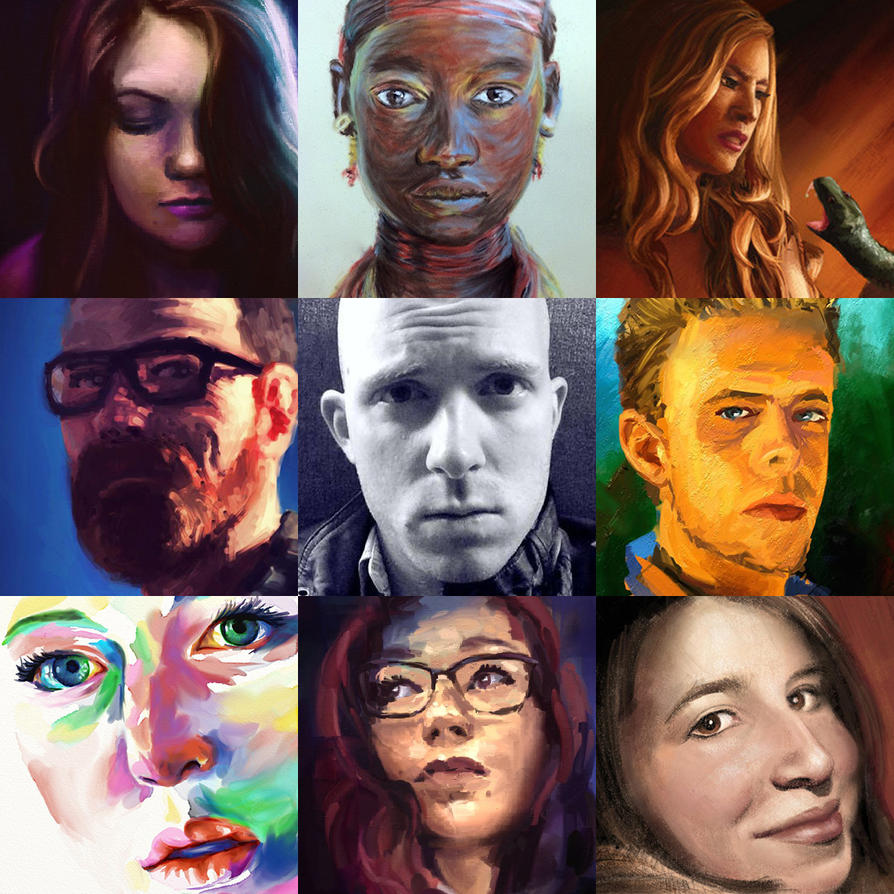 Art vs Artist, Part 2 by Retronator