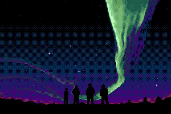Aurora by Retronator