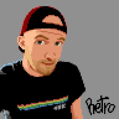 Retronator's Profile Picture