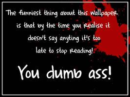 funny wallpaper by nuraydia