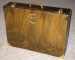 Wooden Briefcase 1 of 4