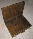 Wooden Briefcase 3 of 4