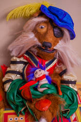 Bonus Sir Didymus and Worm 2of3 by NickDClements