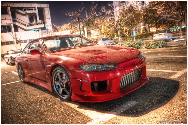 nissan silvia wallpaper. Nissan Silvia S13.