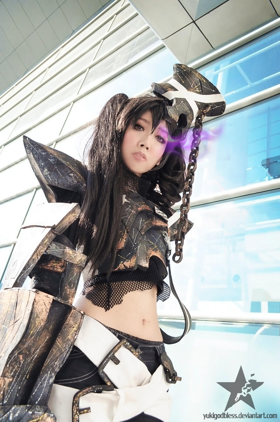 YukigodBless ~ Natthar Janjarhatsin Insaneblackrockshooter6_by_yukigodbless-d335hys