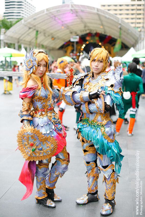 Zangeki no Reginleiv WCS 2011 by yukigodbless