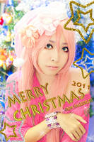 Christmas card 2011 from me by yukigodbless