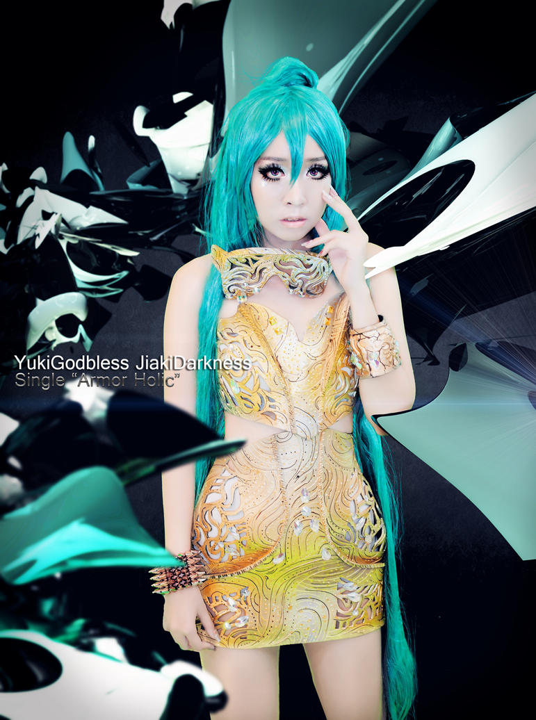 YukiGodbless and JiakiDarkness Armor Holic single by yukigodbless