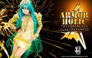 Armor Holic Single Poster