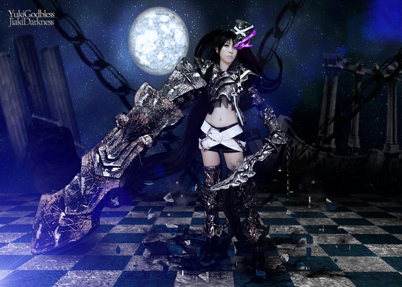 Insane Black Rock Shooter by yukigodbless