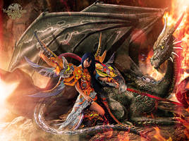 Twelve Sky /Cave of the dragonII