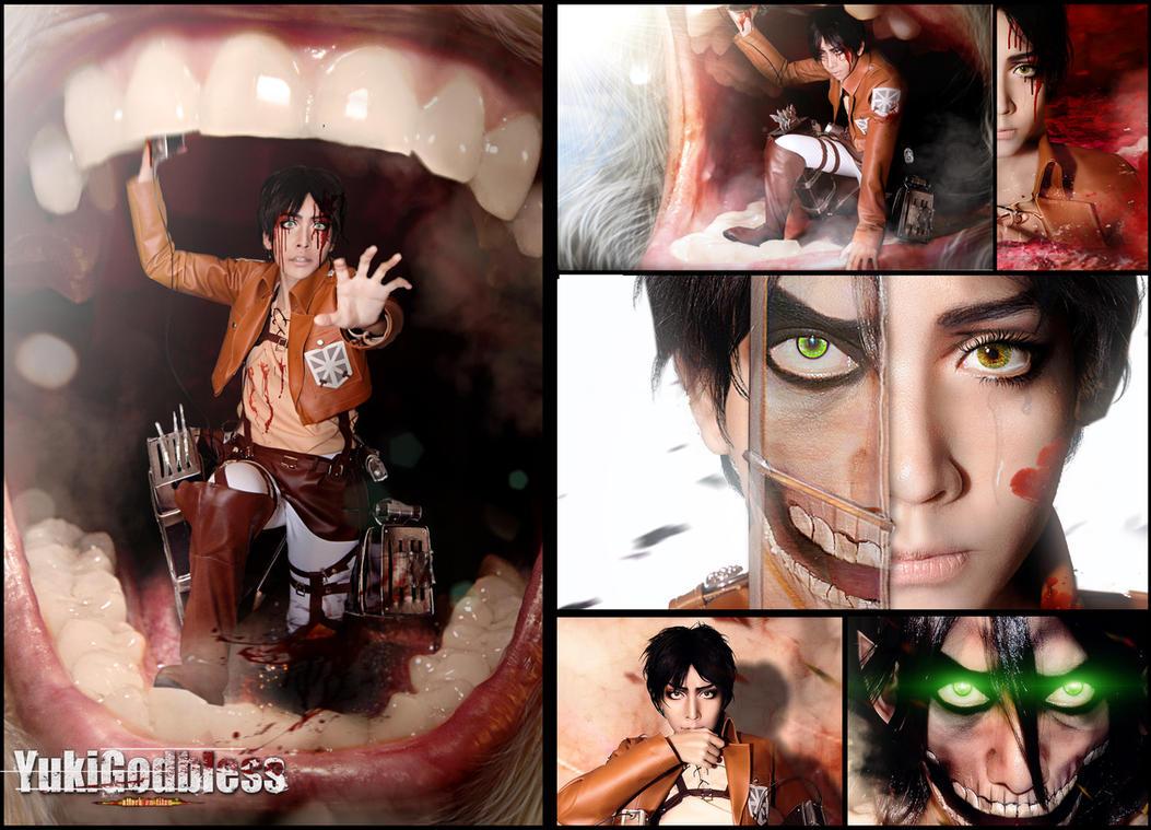 I'm Elen Jager(Attack on titan/Shingeki no kyojin) by yukigodbless