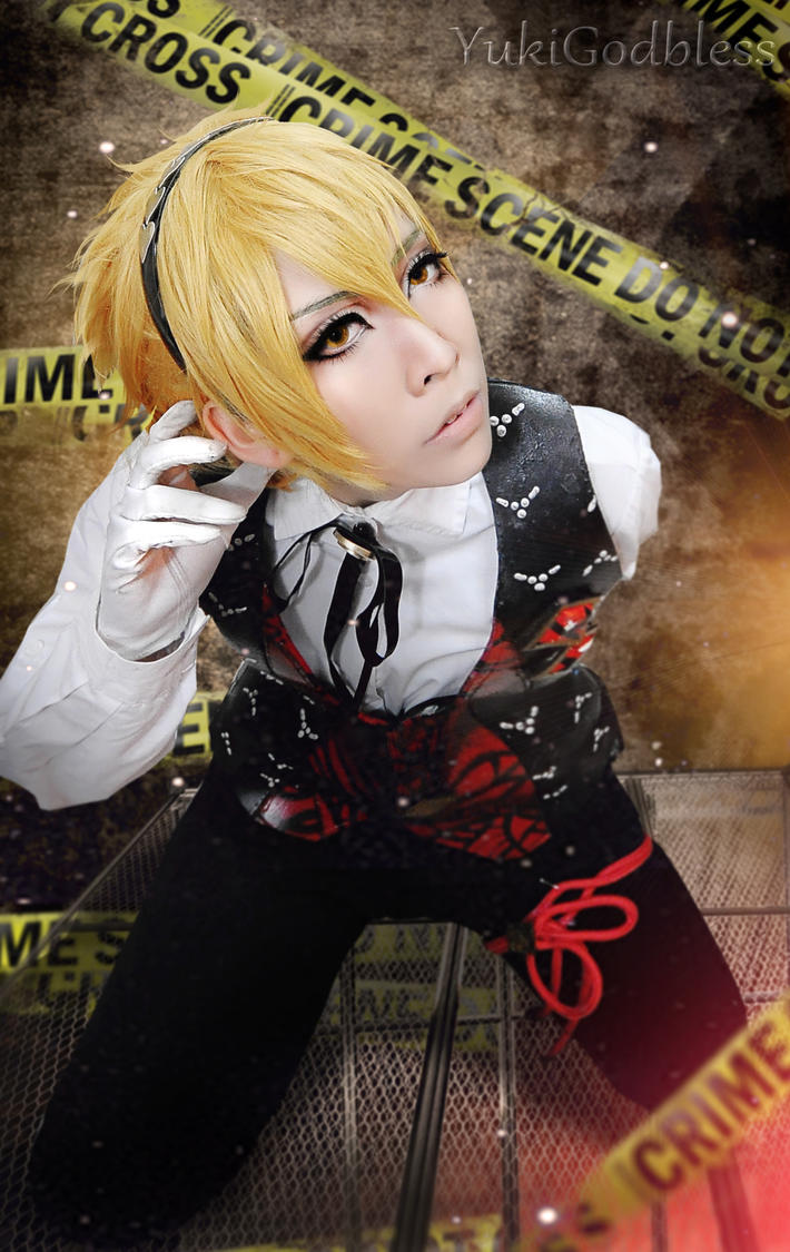 Toma from Amnesia Cosplay by yukigodbless
