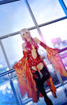 Inori Guilty Crown Cosplay ii
