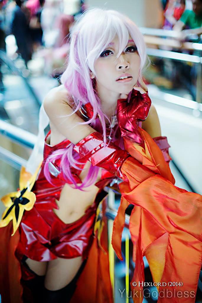 Inori [Guilty Crown] cosplay by yukigodbless