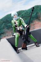Sword Art Online II  Sinon Cosplay by yukigodbless