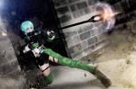 Sword art online 2 Sinon Cosplay Shooting 2
