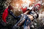 Akali: League of Legends cosplay I