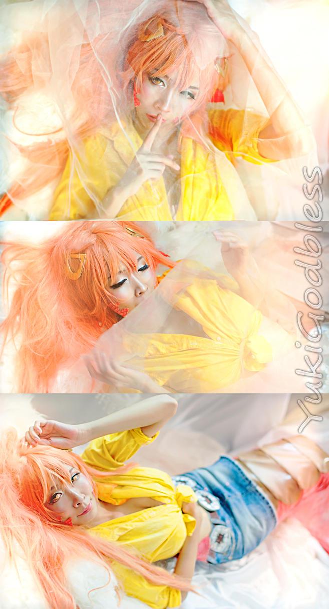 Monster musume : Miia cosplay by yukigodbless