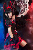 Rory Mercury cosplay by yukigodbless