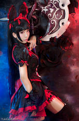 Rory Mercury cosplay