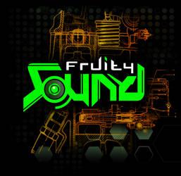 Fruity sound logo