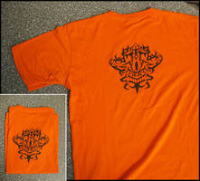 BAR klp-t-shirt-orange by R1Design