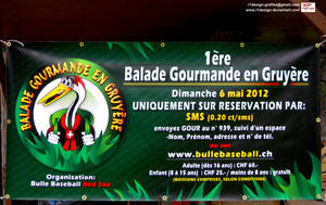 Banner outside-balade gourmande by R1Design