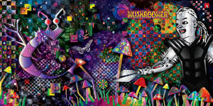 Mushroomer - CD - Cover by R1Design