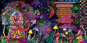 Mushroomer - CD -Inner booklet