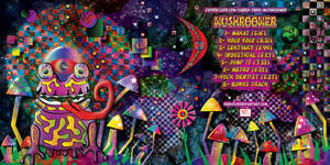 Mushroomer - CD -Inner booklet by R1Design