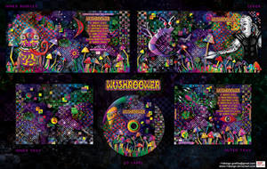 Mushroomer - CD - PRESENTATION 1 by R1Design