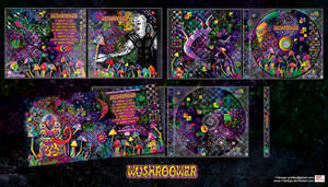 Mushroomer - CD - PRESENTATION 2 by R1Design