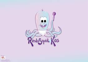 RindoSquid Kids-Logo-1(baby) by R1Design